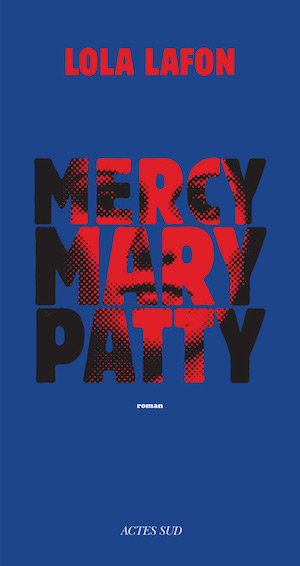 couverture du livre MERCY, MARY, PATTY